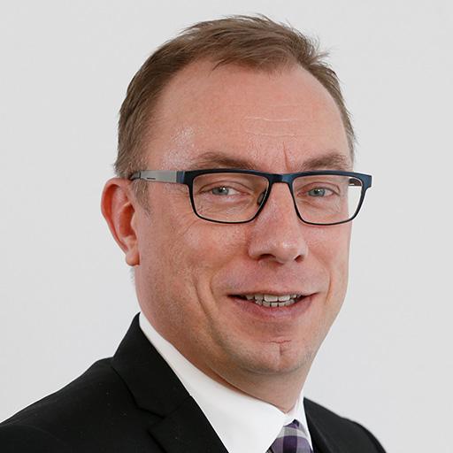Pastor Uwe Mletzko - Theologischer Geschäftsführer DIAKOVERE I